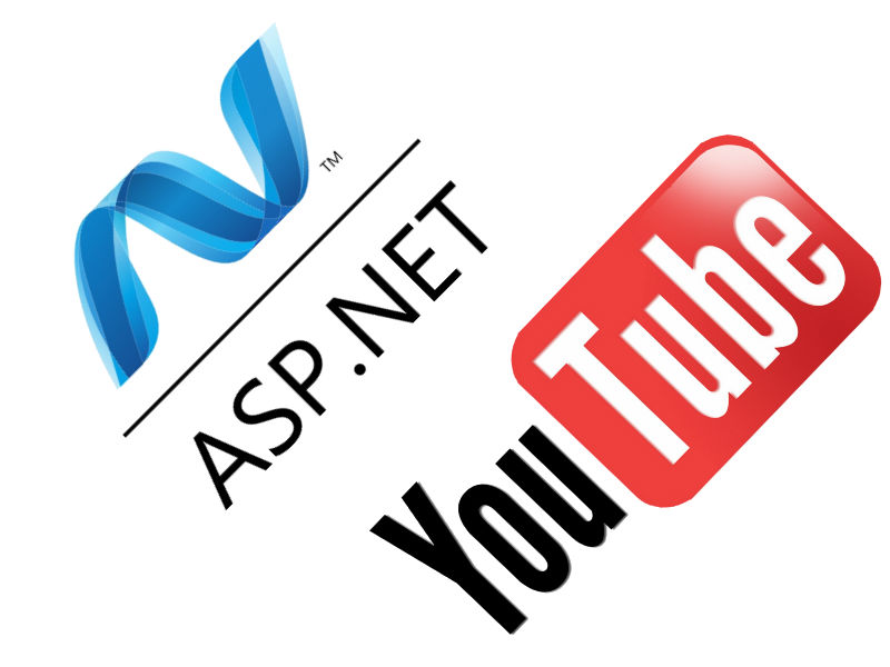 aspnet youtube