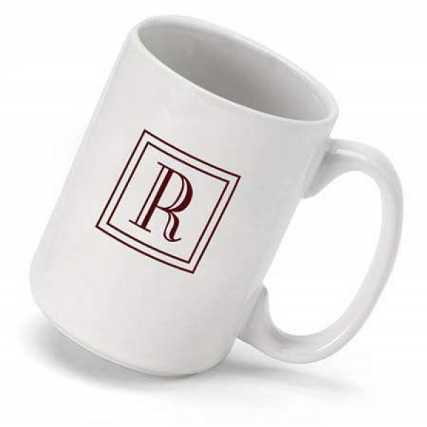 Monogram-Coffee-Mug