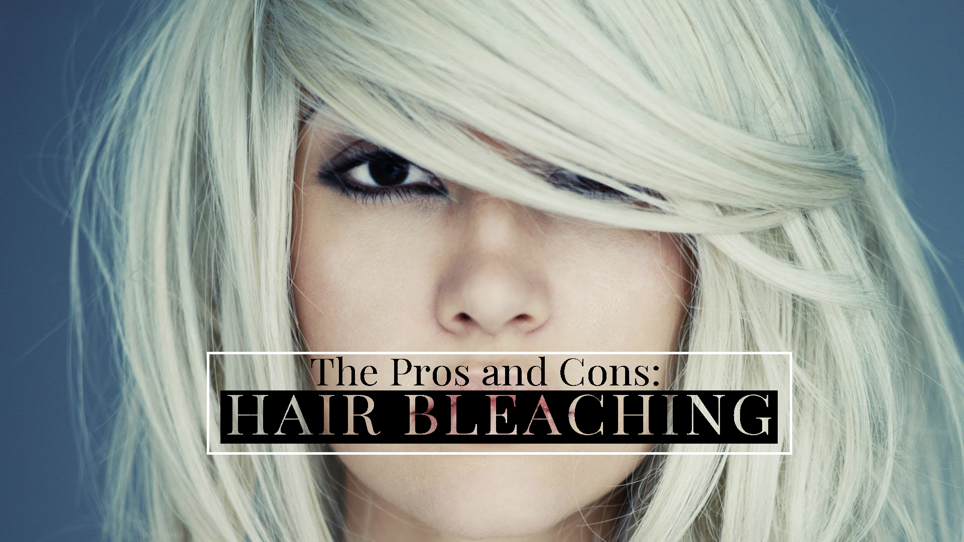The Pros And Cons Hair Bleaching Logicum