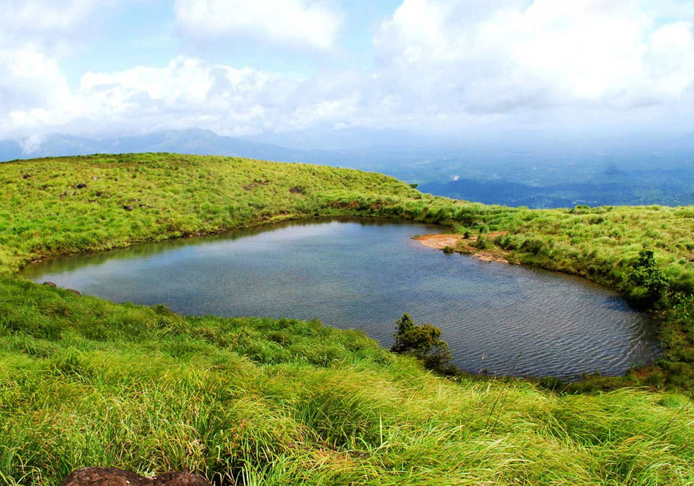 Chembra Peak at wayanad